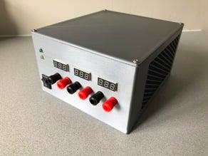 Lab Bench Power Supply Enclosure
