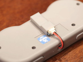 Holster for Micro Lipo - USB LiIon/LiPoly charger