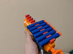 10 pcs. Dart Holder for Nerf Gun