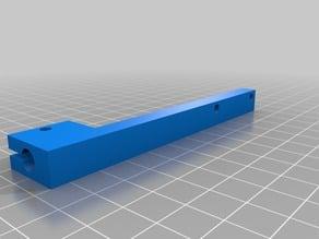 Eleksmaker A3 borescope mount