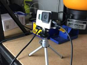 GoPro HERO 5 Black Charging Mount Frame Case
