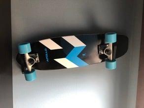 holder skateboard
