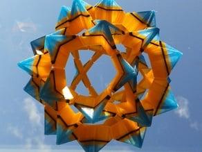 Electra - 3D printed modular origami
