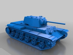 The Heavy Tank - KV-1