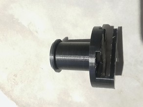 Spool Holder Prusa i3 7mm Frame
