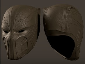 Killmonger Helmet - Black Panther