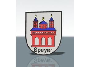 Speyer Wappen | Emblem of the City Speyer