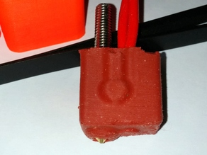 Mold for silicone sock for Volcano clone