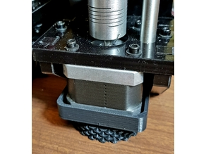 Geeetech i3  acrylic frame stabilizer