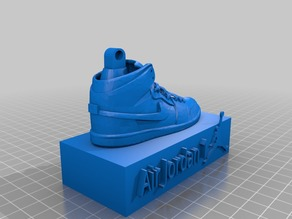 Jordan 1 Sculpture
