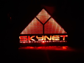 Skynet light box