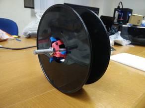 Mechanical Spool Holder