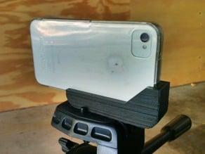 Iphone mount for zero 360 case