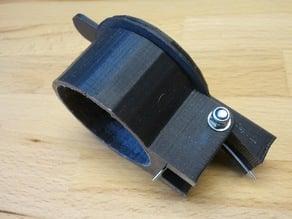 40mm valve - End lid.