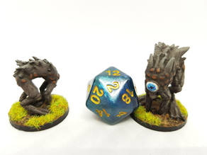 Nothic for 28mm tabletop gaming