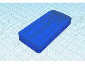 Raspberry Pi Zero TARDIS Case