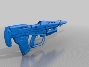 Destiny Exotic Scout Rifle Fate of all Fools 1:1 Scale