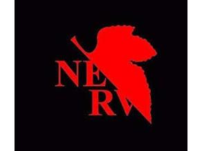 Nerv Logo Keychain