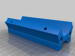 Mostly Printed CNC Quick Tool Mount