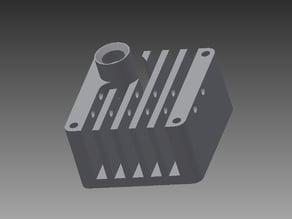 E3D adaptor for Ultimaker 2
