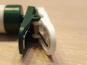 Replacement clamp for Krinner Lumix LED christmas tree candles
