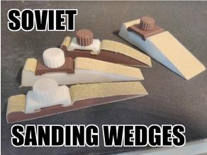 Soviet Sanding Wedges