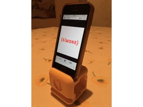 (SIMONE)  Phone Support 4 positions - Support 4 positions de téléphone