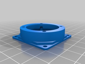30mm to 40mm Fan Adapter