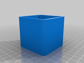 Small Planter Remixed for 15mmx3mm Round Magnets