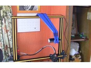 CR10(ish) Octoprint WebCam Mount