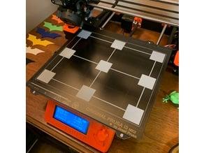 Prusa MK3 Bed Level Correction Calibration Model
