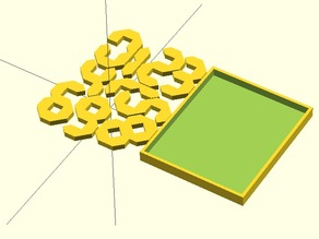 10 digits puzzle