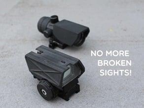 Sight Covers (Plexiglass inserts)