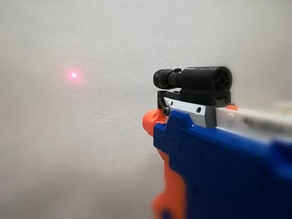 NERF Sight/Lasersight