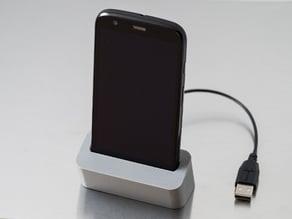 Phone Dock (Moto G)