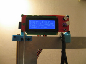 Smart LCD Controller supports for Prusa i3