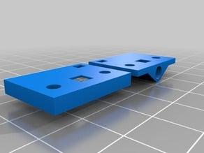 Duet3D Laser Filament cover