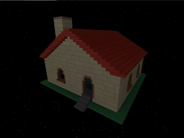 Classic Roblox Happy Home In Robloxia New Separated Model For Use
