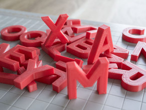 "Realtype ""Standard"" Typeface"