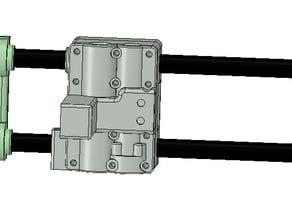 Prusa i3 steel 10mm upgrade