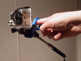 Ultra Compact GoPro Stabilizer