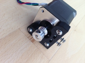 I3 Motor-Bracket for Y-Axis