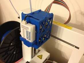 Extruder Cover with Octave Temperature Switch