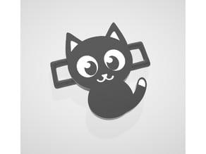 Cat - Lace Lock (POP Lace) - Bicolor compatible
