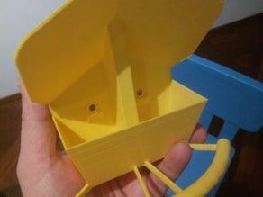 Bird feeder - just in one piece
