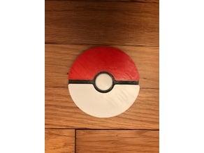 Pokeball Fidget Spinner
