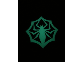 Halloween Spider Snowflake