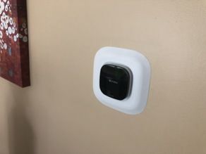 Ecobee 3 Wall Cover Plate