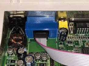 Amiga 600 VGA Mount for Indivision ECS v2