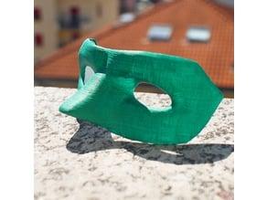 GreenLantern, short nose, 144mm head width
